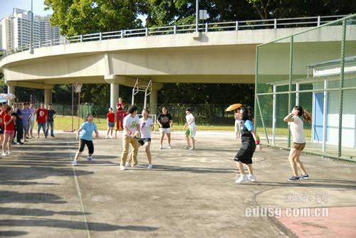 新加坡东亚管理学院留学要求