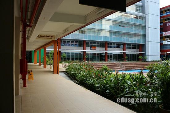 新加坡义安理工学院的申请时间