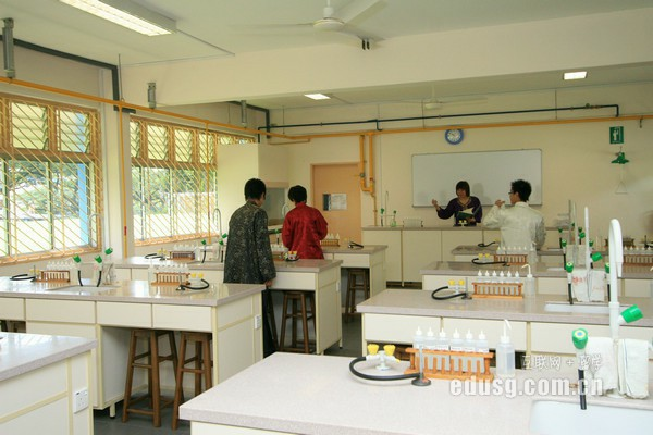 新加坡义安理工学院课程申请