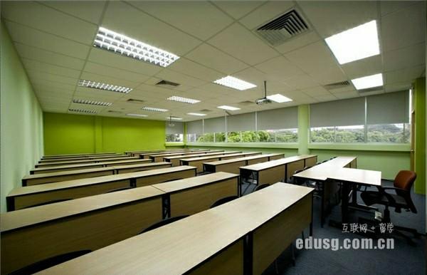 科廷科技大学新加坡分校雅思要求