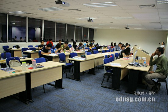 新加坡ERC学院留学条件