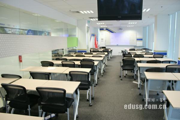 新加坡智源教育学院热门专业