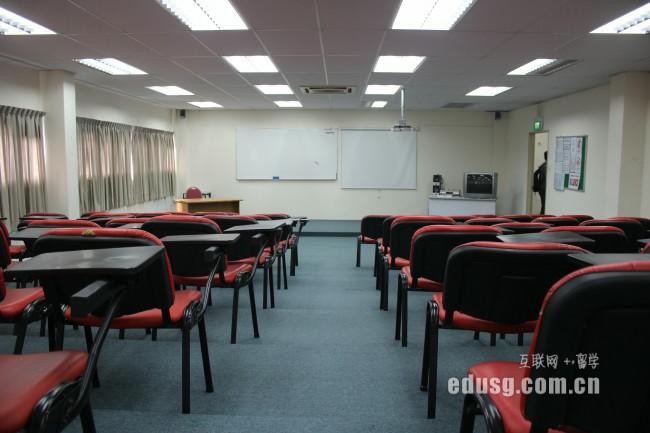 新加坡义安理工学院住宿条件