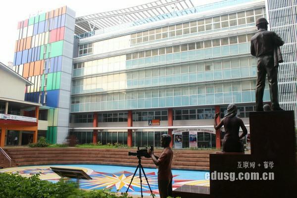 新加坡共和理工学院专业学费