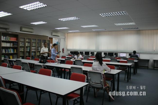 新加坡南洋理工大学专业课程的申请条件
