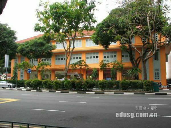 新加坡博伟国际教育学院雅思要求
