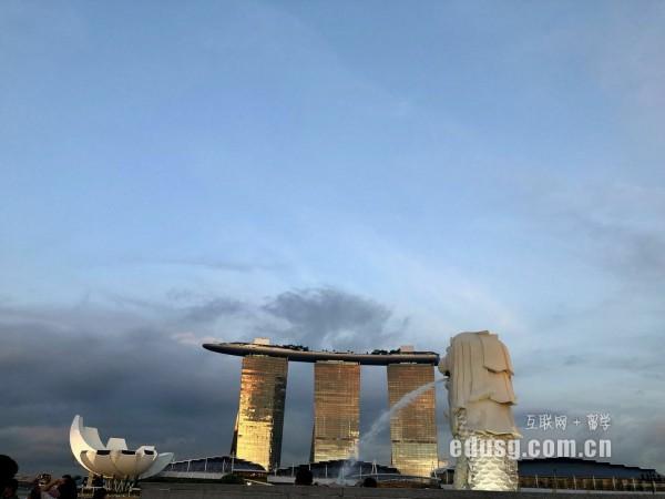 新加坡爱信国际学院硕士费用多少