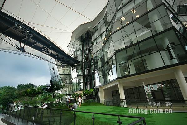 新加坡会计学院住宿条件
