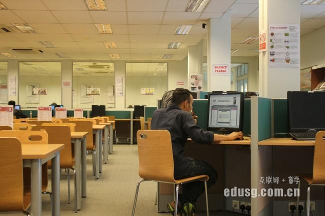 新加坡义安理工学院申请时间