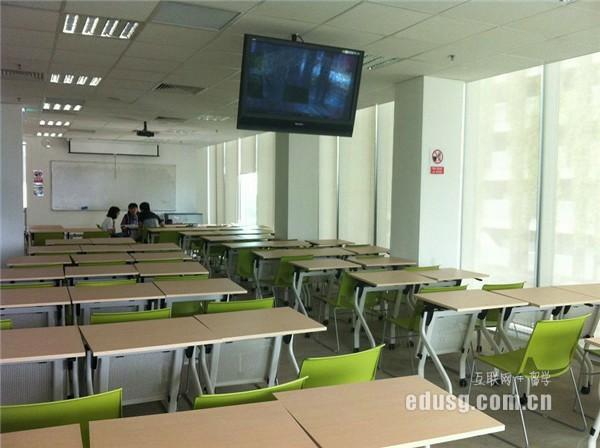 新加坡英华美学院预科