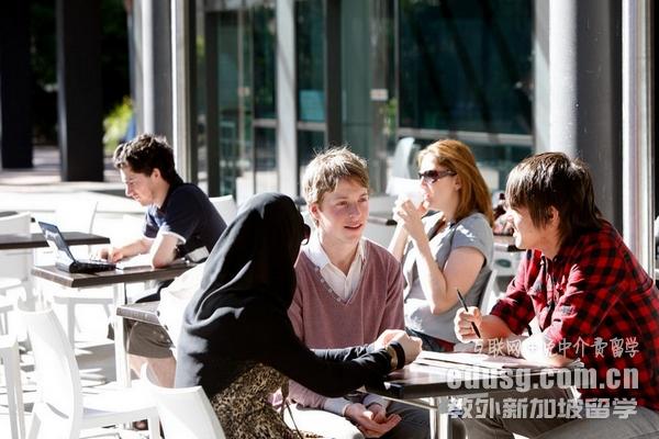 新加坡共和理工学院专业课程
