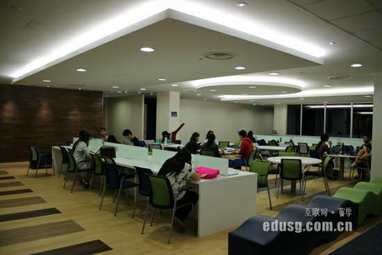 詹姆斯库克大学新加坡校区住宿条件