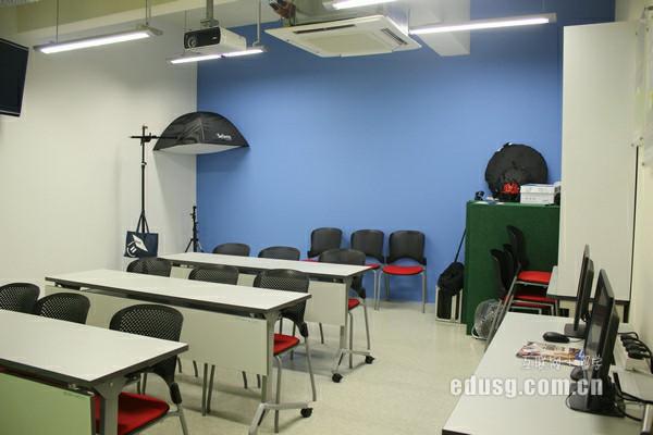 科廷科技大学新加坡分校研究生读几年