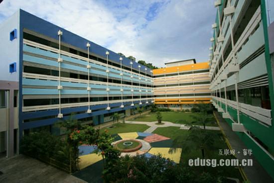 新加坡理工学院学校设施