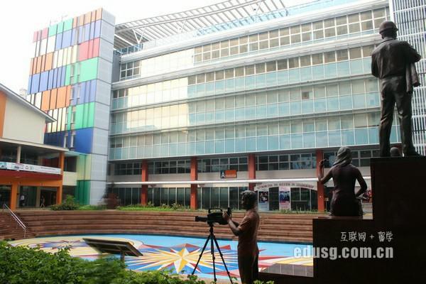 新加坡淡马锡理工学院专业课程设置