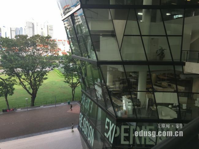 去新加坡英华美学院条件