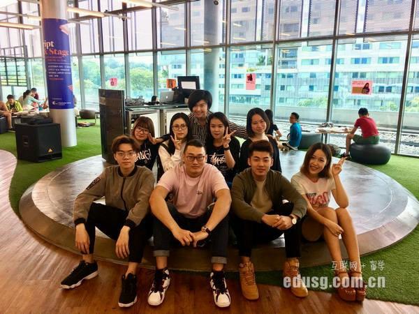 留学新加坡舞蹈专业申请