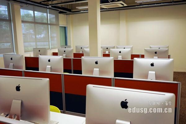 新加坡研究生留学学校
