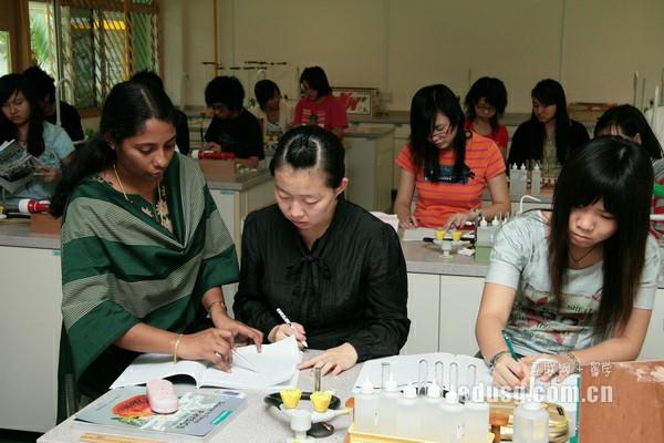 新加坡私立大学留学研究生费用