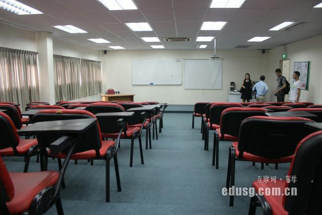 新加坡留学工程研究生专业申请