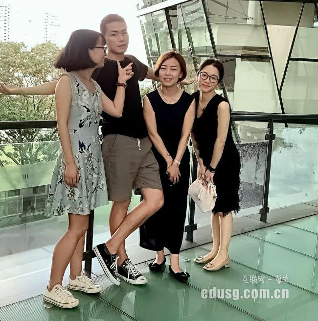 新加坡读硕士IT专业
