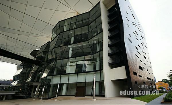 新加坡留学设计专业哪个学校好