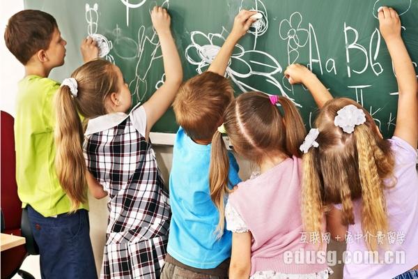 小学新加坡留学一年多少钱