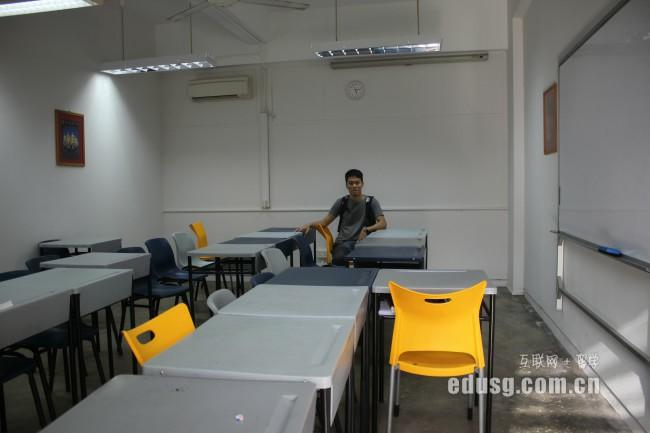 高中毕业生成绩不好去新加坡留学