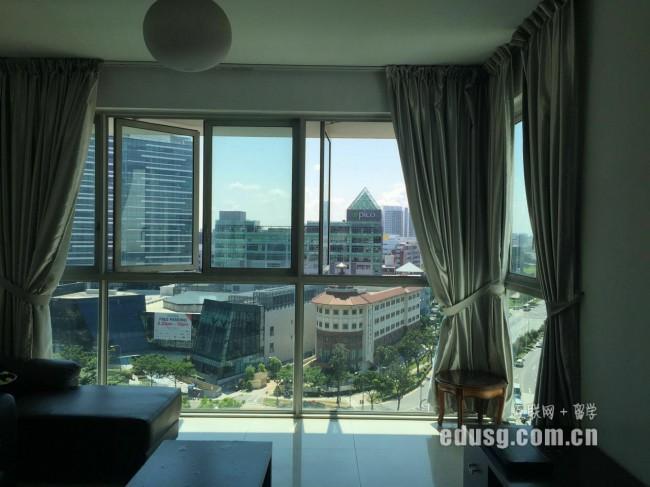 高中毕业去新加坡留学