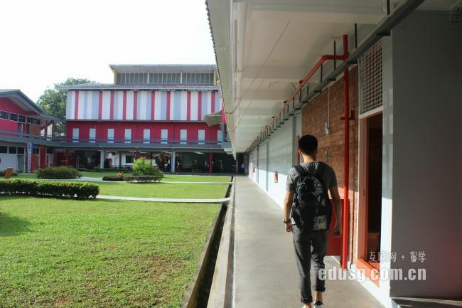新加坡英华中学地址