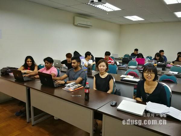 新加坡研究生商科专业排名