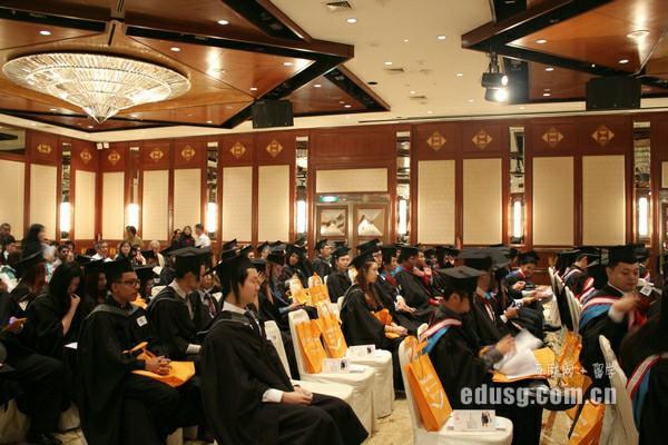 到新加坡读硕士可以打工吗