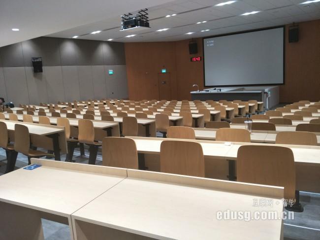 新加坡私立大学研究生开学时间