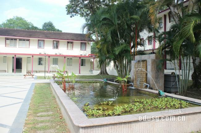 新加坡留学读研条件