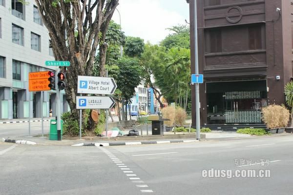 新加坡硕士研究生读几年