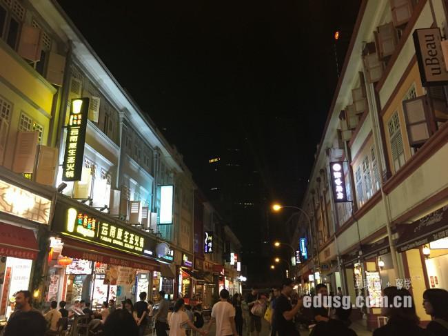 新加坡留学读本科有哪些专业