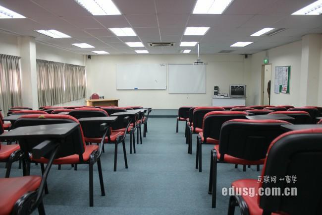 新加坡tmc学院有宿舍吗