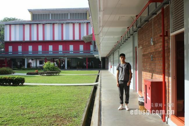 新加坡义安理工学院入学条件