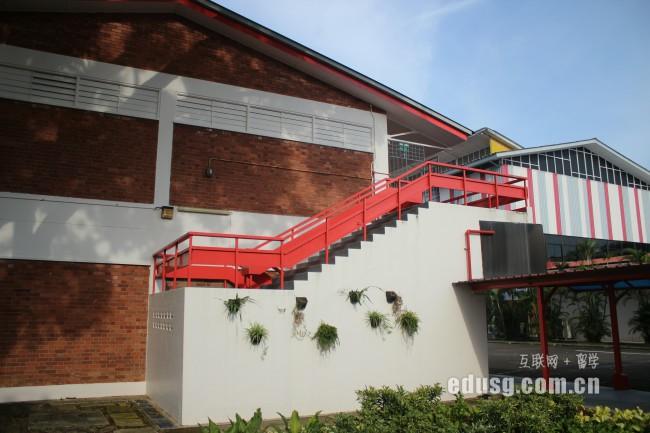 新加坡莎顿学院住宿