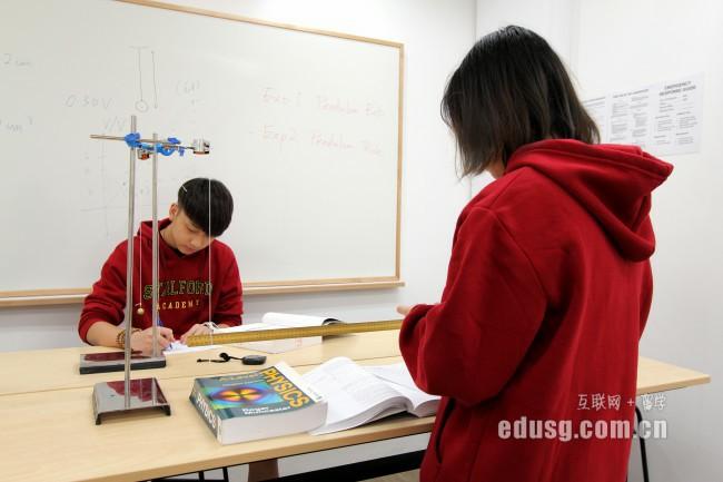 林国荣创意科技大学研究生学费