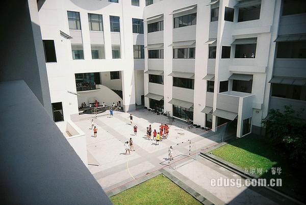 新加坡中华中学