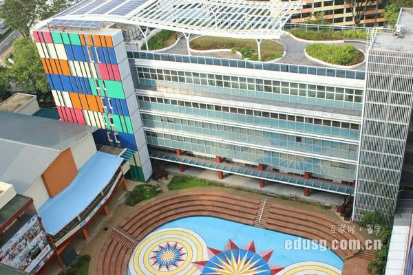 高考毕业就读新加坡大学