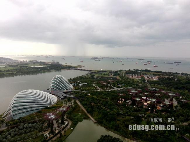 新加坡大学读研