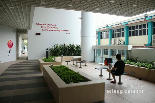 新加坡硕士费用