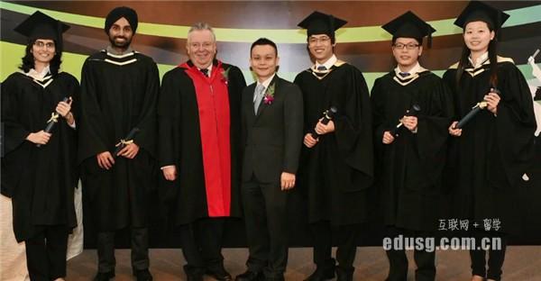 专科毕业后去新加坡留学
