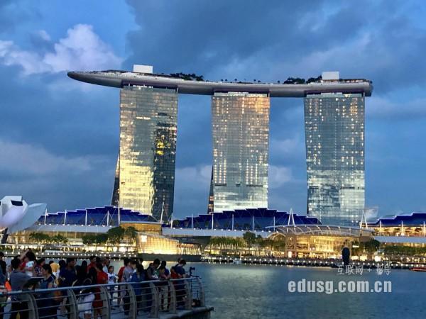 新加坡环境专业的大学排名