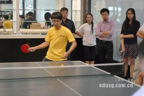 新加坡学院读研要求
