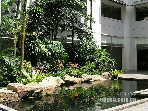 新加坡留学时间