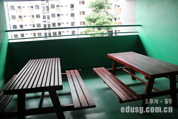新加坡中学课程