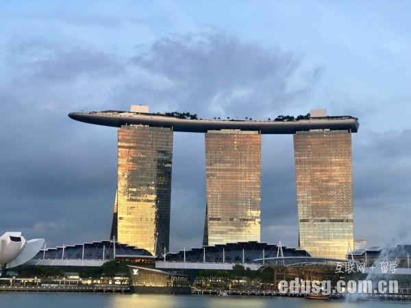 2019新加坡大学排行榜